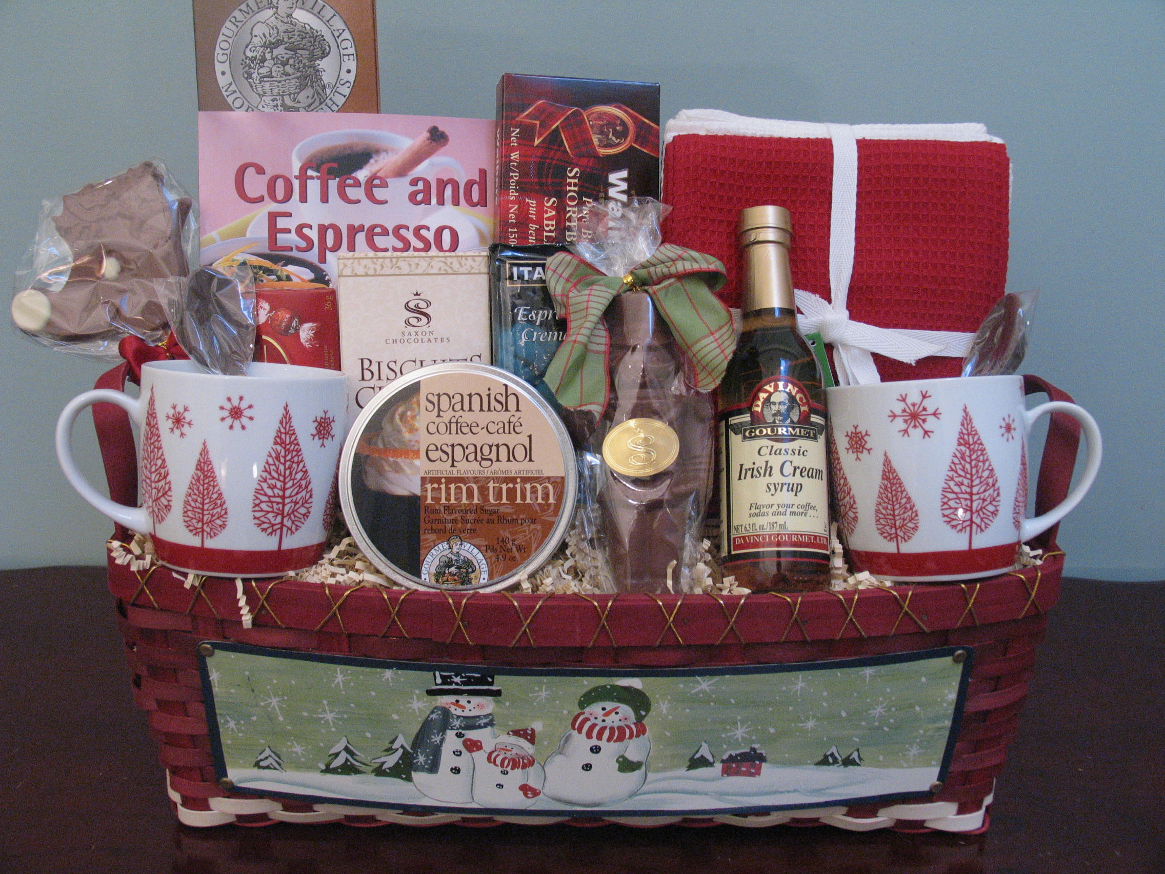 Vancouver Gift Baskets. We deliver gift baskets in Vancouver and ...
