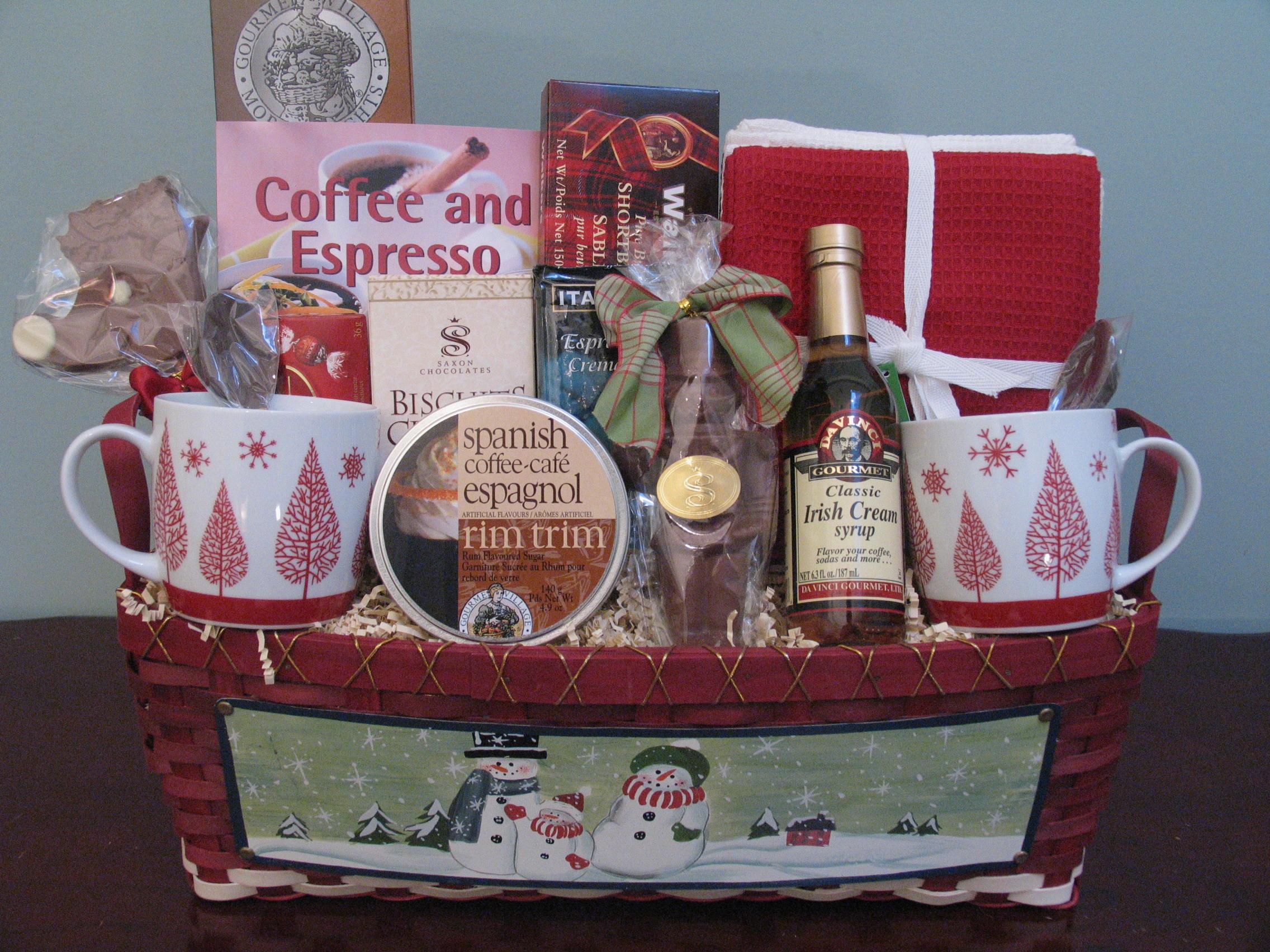 Christmas Gift Baskets Canada-Christmas Gifts Canada-Christmas